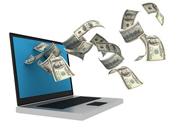 Geld aus dem Internet