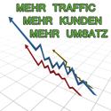 Grafik Mehr kostenloser Traffic