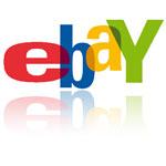 eBay Logo einfach